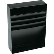 "Steelmaster Lit-Ning™ Drawer/Stationery Organizer, 3 Slots, 3-3/4""H x 11-3/8""W x 15""D"