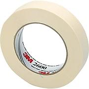 "3M Highland Masking Tape, 0.94"" x 60 Yards, 3"" Core (MMM26001)"
