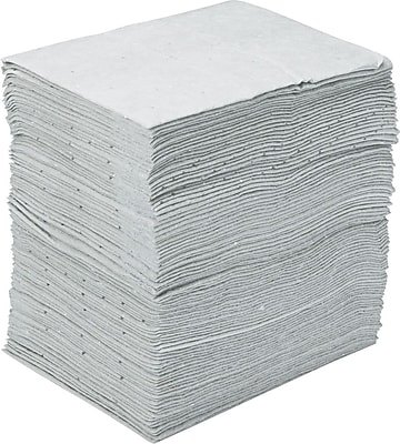 3M™ High-Capacity Maintenance Sorbent Pads, 100/Pack