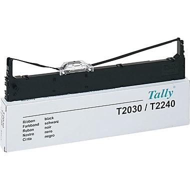Mannesmann Tally Nylon ribbon for Tally T2030 printers, black