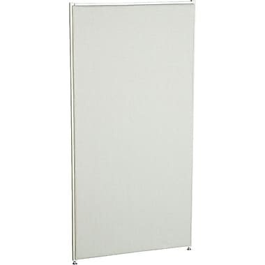 basyx by HON Verse Series 60''Hx30''W Privacy Panel, Gray (BSX-P6030GYGY)