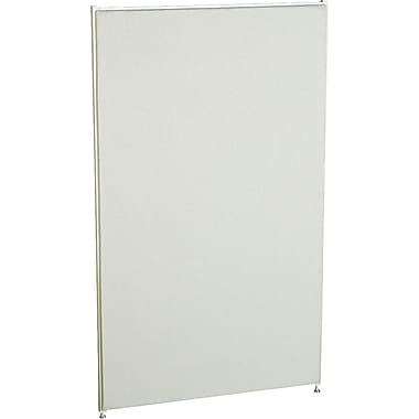 basyx by HON Verse Series 60''Hx36''W Privacy Panel, Gray (BSX-P6036GYGY)