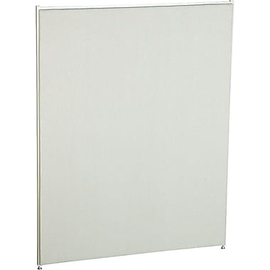 basyx by HON Verse Series 60''Hx48''W Privacy Panel, Gray (HP6048GYGY)