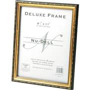 DLX DOC FRAME 8.5X11 GOLD
