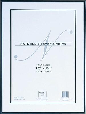 Nu-Dell Metal Poster Frame, 18