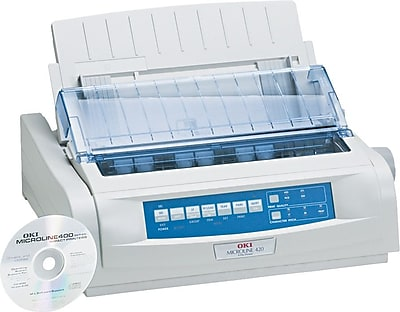 OKI® Dot-Matrix Printers, ML420