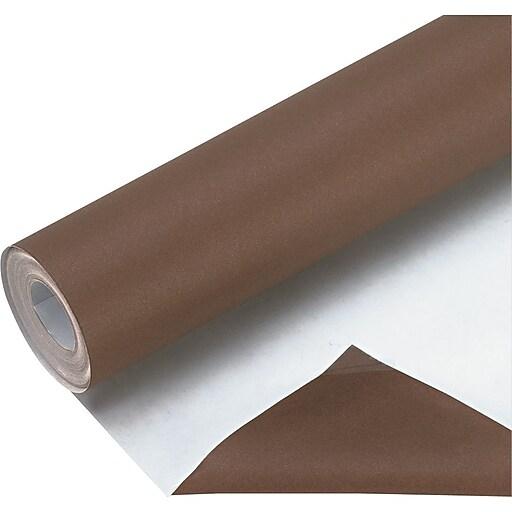 """Bemiss-Jason Spectra Fadeless Art Paper Roll, 50-lb., Brown, 48"""" x 50'"""
