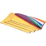 "KolorFast Tissue Assortment, Assorted Colors, 20"" x 30"", 100 Sheets/Pk"