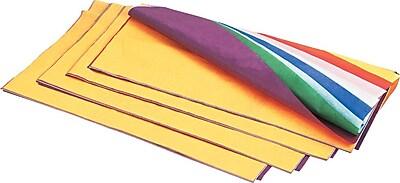 "KolorFast Tissue Assortment, Assorted Colors, 20"" x 30"", 100 Sheets/Pk"