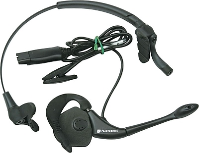 Plantronics H171N DuoPro Office Headset