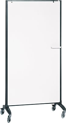 ACCO Motion 43.5''Hx77.38''W Privacy Panel, White (6630MB)