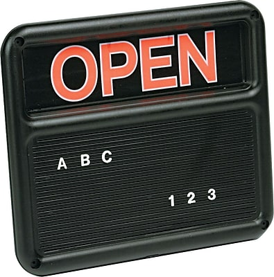 GBC® Open/Closed Sign