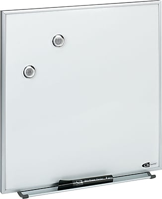 Quartet® Matrix® Magnetic Modular Whiteboard, Silver Aluminum Frame, 16