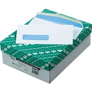 """Quality Park Products® 3 5/8"""" x 8 5/8"""" White 24 lbs. Business Window Envelopes, 500/Pack"""