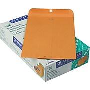 """Quality Park Clasp Catalog Envelope, 10"""" x 15"""", Kraft, 100/Box (37898)"""