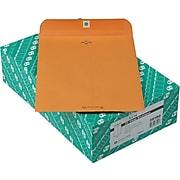 """Quality Park Clasp Catalog Envelope, 9"""" x 12"""", Light Kraft, 100/Box (38190)"""