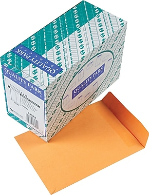 Quality Park Redi-Seal™ Self-Seal Open-End Catalog Envelopes, 9