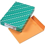 "Quality Park Redi-Seal Catalog Envelope, 9 1/2"" x 12 1/2"", Kraft, 100/Box (43667)"