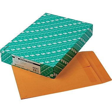 Quality Park Redi-Seal™ Self-Seal Open-End Catalog Envelopes, 10