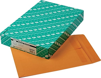 Quality Park Redi-Seal™ Self-Seal Open-End Catalog Envelopes, 10
