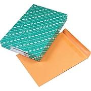 "Quality Park Redi-Seal Catalog Envelope, 12"" x 15 1/2"", Kraft, 100/Box (44067)"