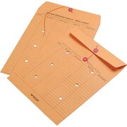 """Quality Park Products® 10"""" x 13"""" Recycled Brown 28 lbs. Standard Style Inter-Departmental Envelopes"""