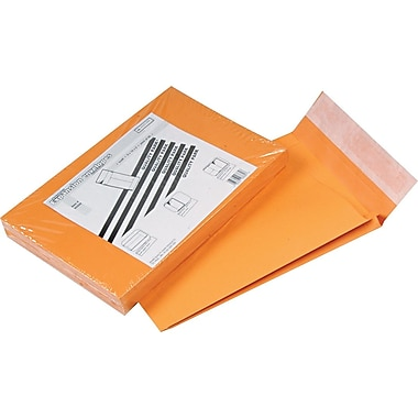 Quality Park Redi-Strip™ Redi-Strip™ Open-End Expansions Envelopes, 9