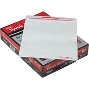 "Quality Park Advantage Self-Adhesive Flap-Stik Tyvek Mailer Envelopes, #97, 14-lb., White, 10"" x 13"", 100/Bx"