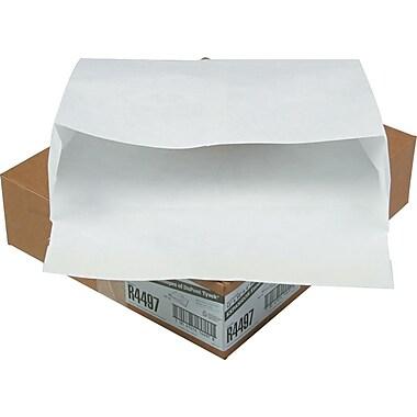 Quality Park Flap-Stick® Tyvek® Open-Side Expansion Envelopes, 12
