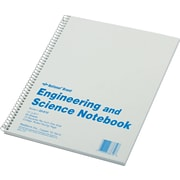 "National Brand Engineering and Science Notebook, 8 1/2"" x 11"", 60 Sheets"