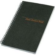 """National Class Record Book 6 Day/Week Rolls, Wirebound, 9 1/2"""" x 5 3/4"""", 60 Sheets"""