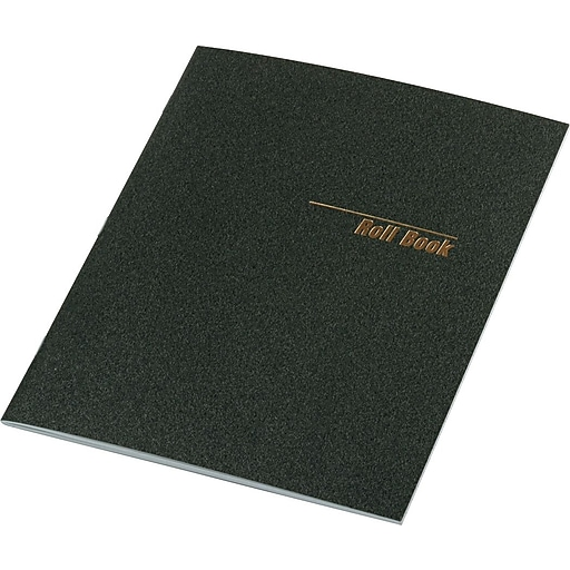 Class Nameattendance Roll Book  X   Pages  Staples