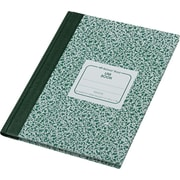 Wide Ruled Stiff Cover Lab Notebook, 10-1/8 x 7-7/8, 96 Pages