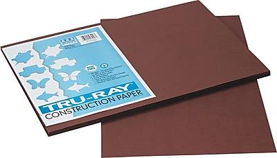 Tru-Ray® Sulphite Construction Paper, 12