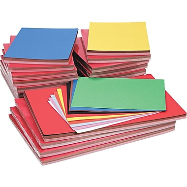 Riverside® Combo Case of Construction Paper