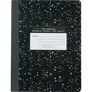"Roaring Spring Paper Products Marble Composition Book, 9 3/4"" x 7 1/2"", 100 Sheets/200 Pages, Wide Ruled"