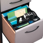 Rubbermaid® Black Plastic Hanging Deep Drawer Organizer