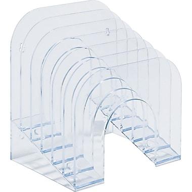 Optimizers™ Clear Jumbo Incline Sorter
