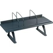 "Safco® Heavy-Duty Plastic Desk Shelf, 8""H x 30""W x 12""D"