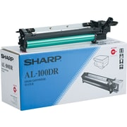Sharp® AL100DR Copier Drum Cartridge for AL1000/1010/1041 and A4200, Black