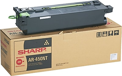 Sharp® AR450NT Toner, 27000 Page-Yield, Black