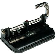 Swingline® Heavy Duty 3-Hole Punch, 40 Sheet Capacity/20 lb., Black