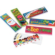 TREND® Bookmark Combo Packs, Celebrate Reading Variety Pack #1, 216/Pack (T12906)