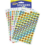 TREND superSpots and superShapes Sticker Packs, Positive Praisers, Assorted, 2500/Pack (T1945)