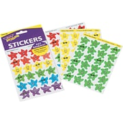 TREND® Stinky Stickers® Variety Pack, Smiley Stars, Assorted, 432/Pack (T83904)