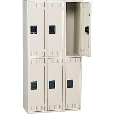 Tennsco Double-Tier Locker, 72