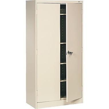 Tennsco Standard Storage Cabinet, Putty