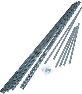 Tennsco Post Kit for Industrial Steel Shelving