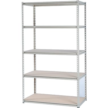 Tennsco Boltless Stur-D-Stor Steel Shelving