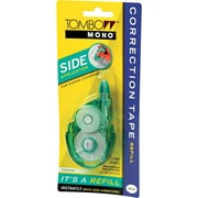"Tombow 68666 Mono Correction Refillable Tape, 1/6""(W) x 472""(L)"